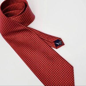 Nautica 100% Silk Tie